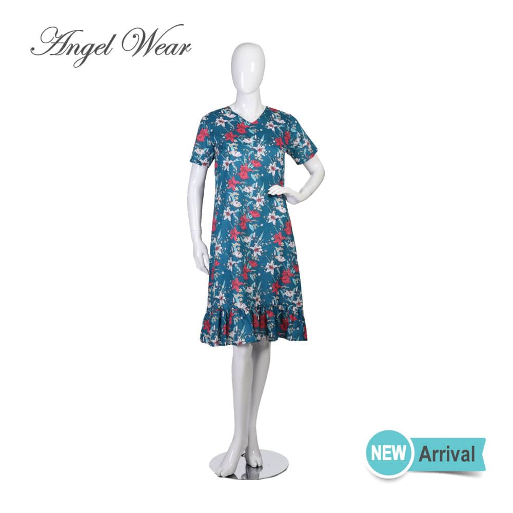 Short Sleeve Fashion Dress, RE20-25-A