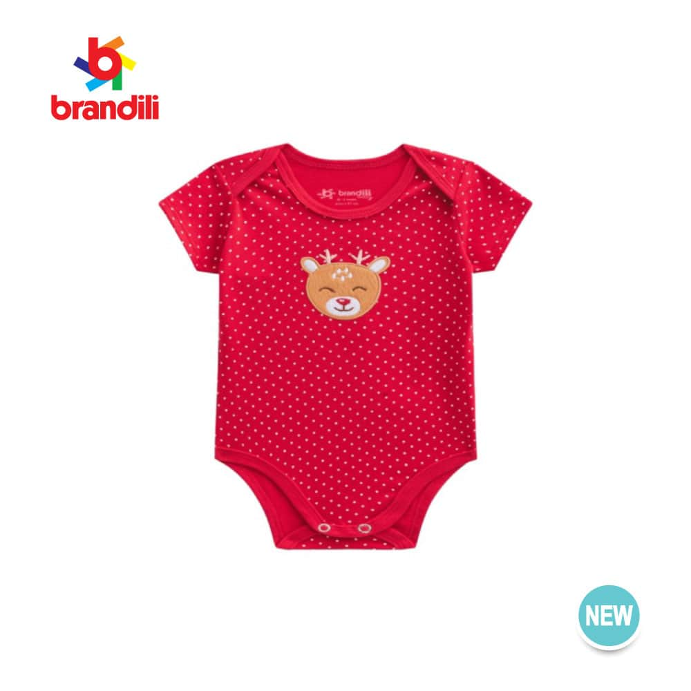 Bodysuit Short-sleeve Baby Clothing, BR41291