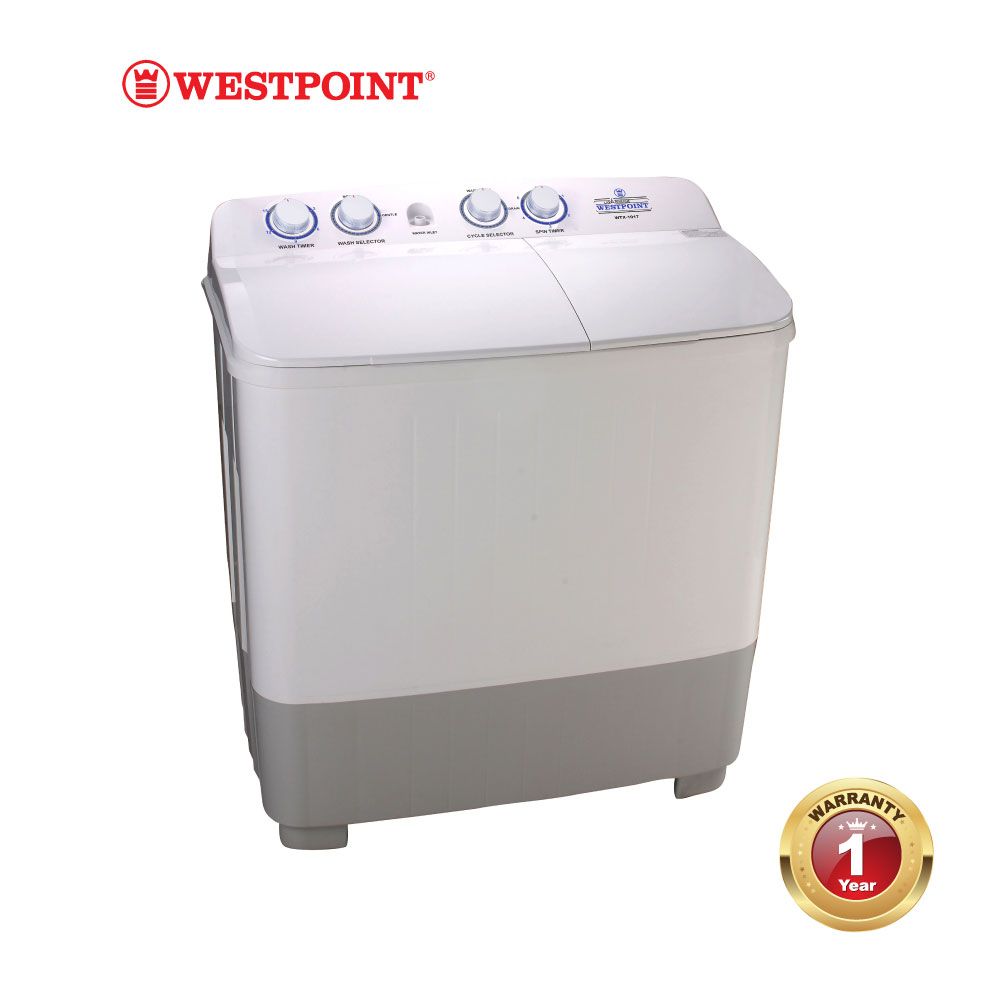 Twin Tub Washing Machine #WPWTX-1017