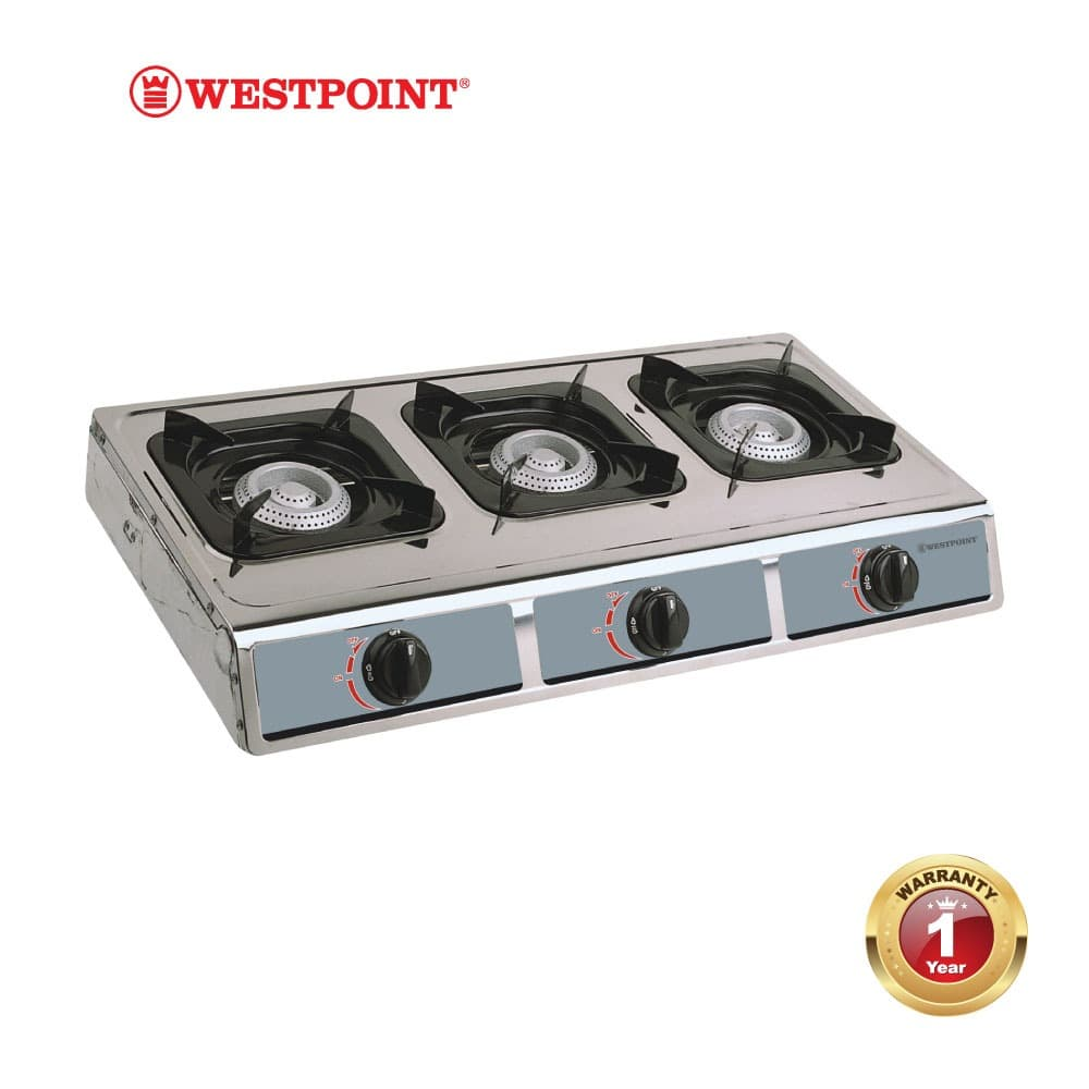 Table Top Gas Burner #WPWTJ-3411-GICS