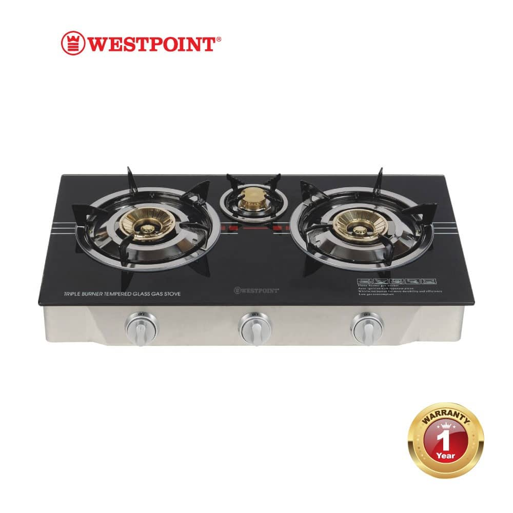 Table Top Gas Burner #WPWTJ-3820-GIG