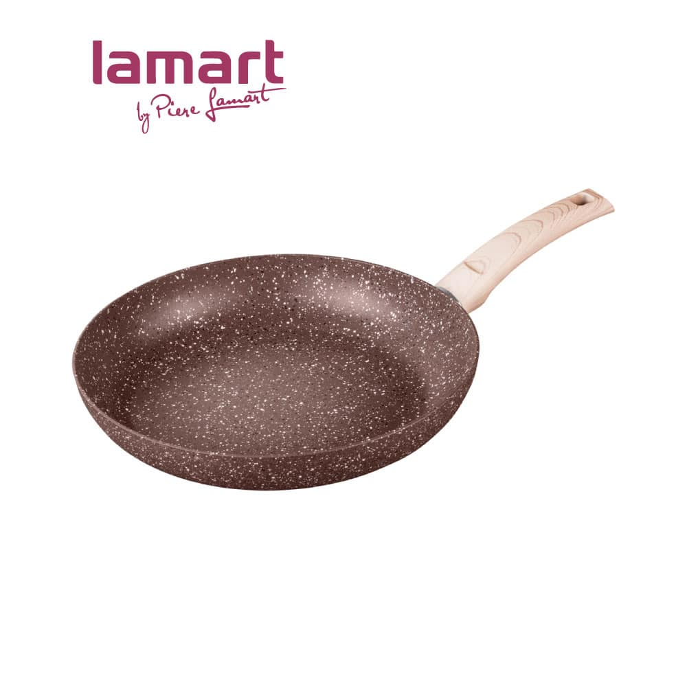 Frying Pan Marble Surface 28 Cm, LT2-LT1113