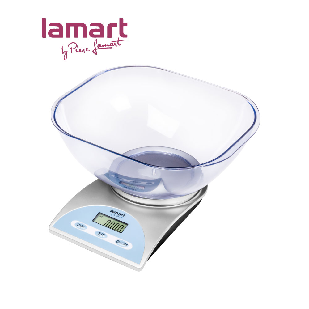 Kitchen Scale with deep bowl, LT4-LT7033