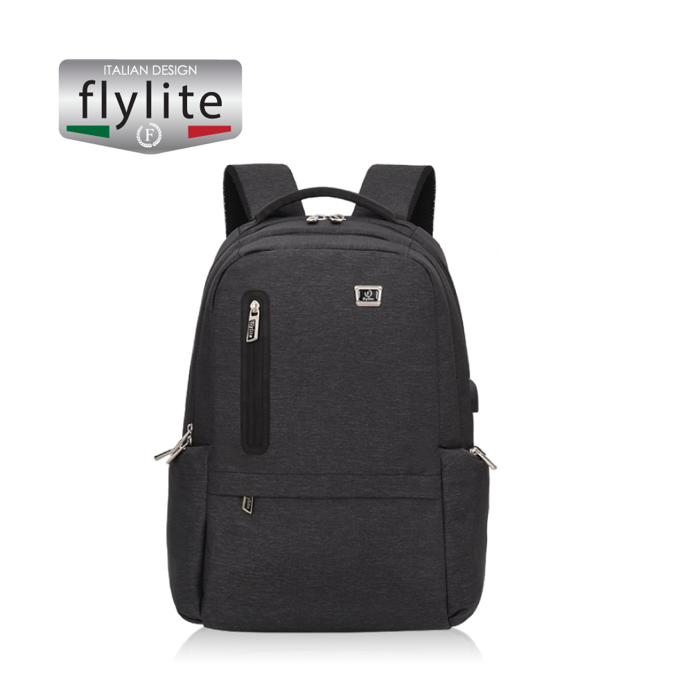 Backpack bag School and office use, Black, 20 inch,HAO170901