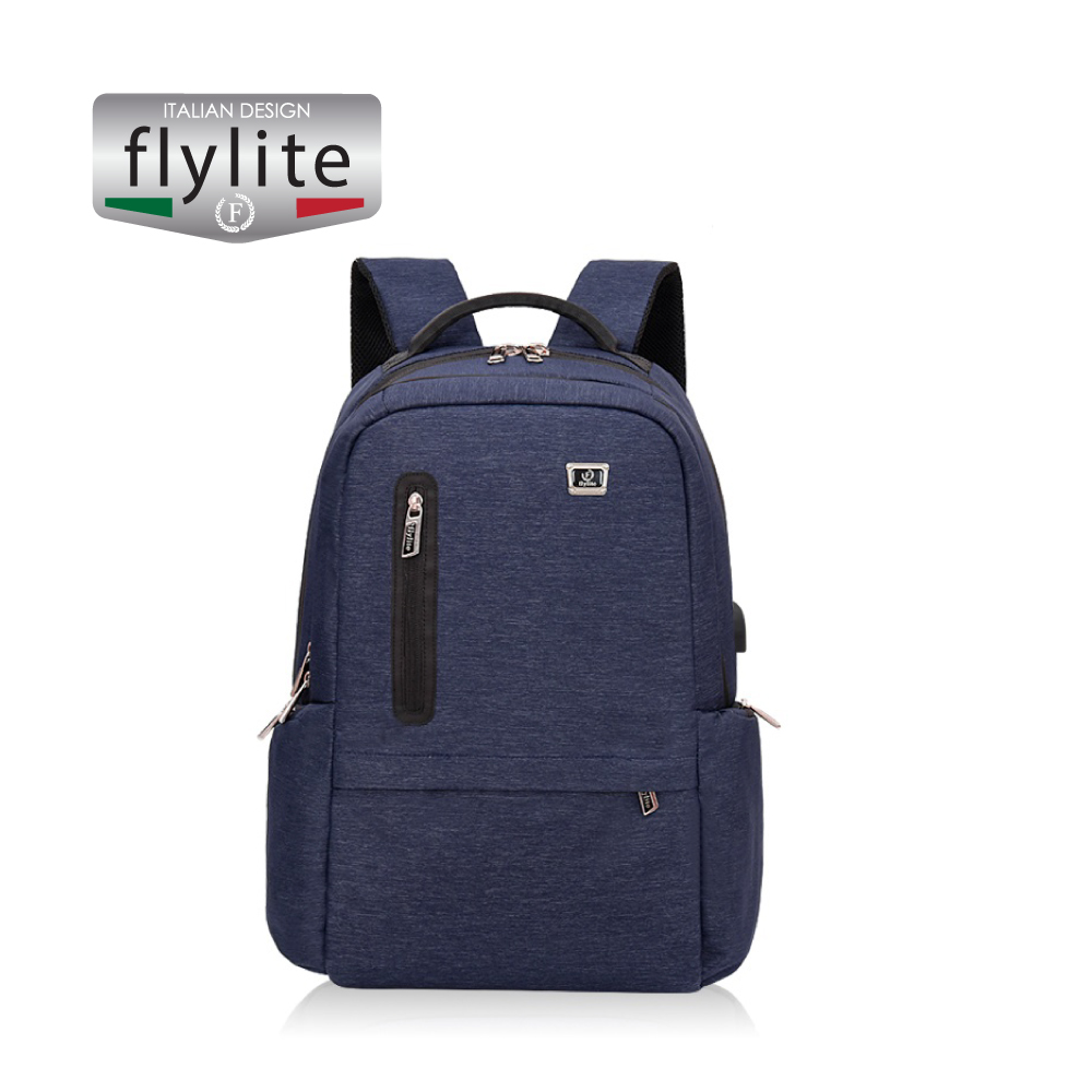 Backpack bag School and office use, Blue, 20 inch,HAO170923