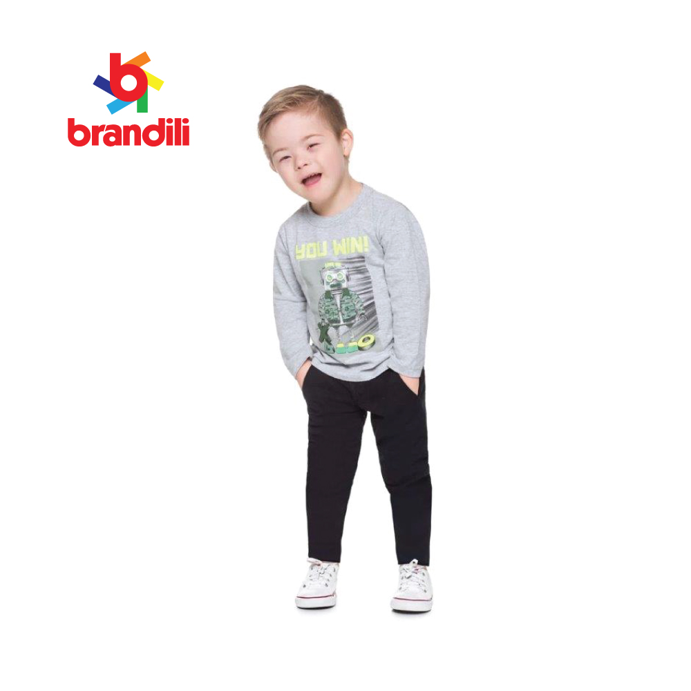YOU WIN BOY BRANDILI T-SHIRT,BR53502