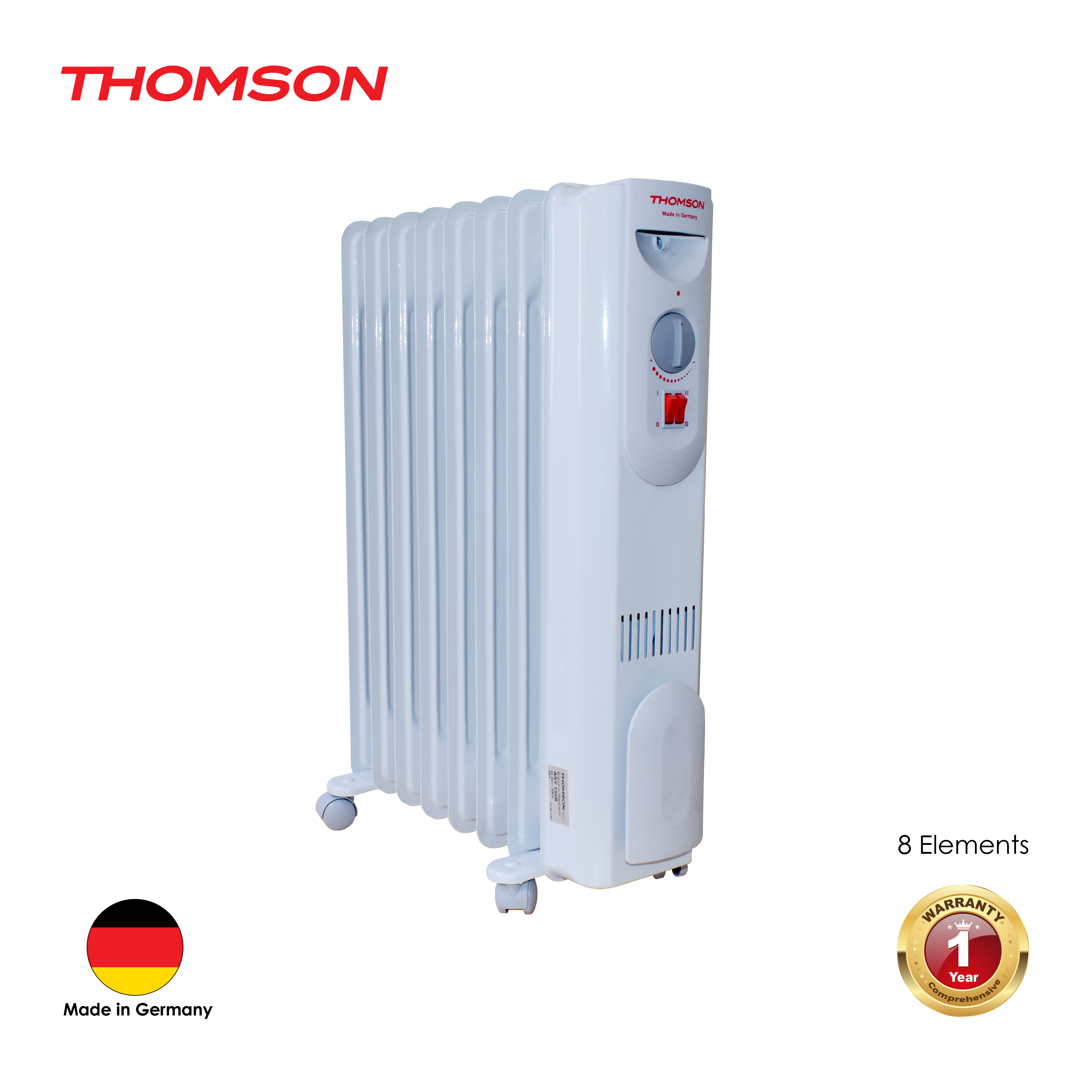 Oil Heater 8 Elements