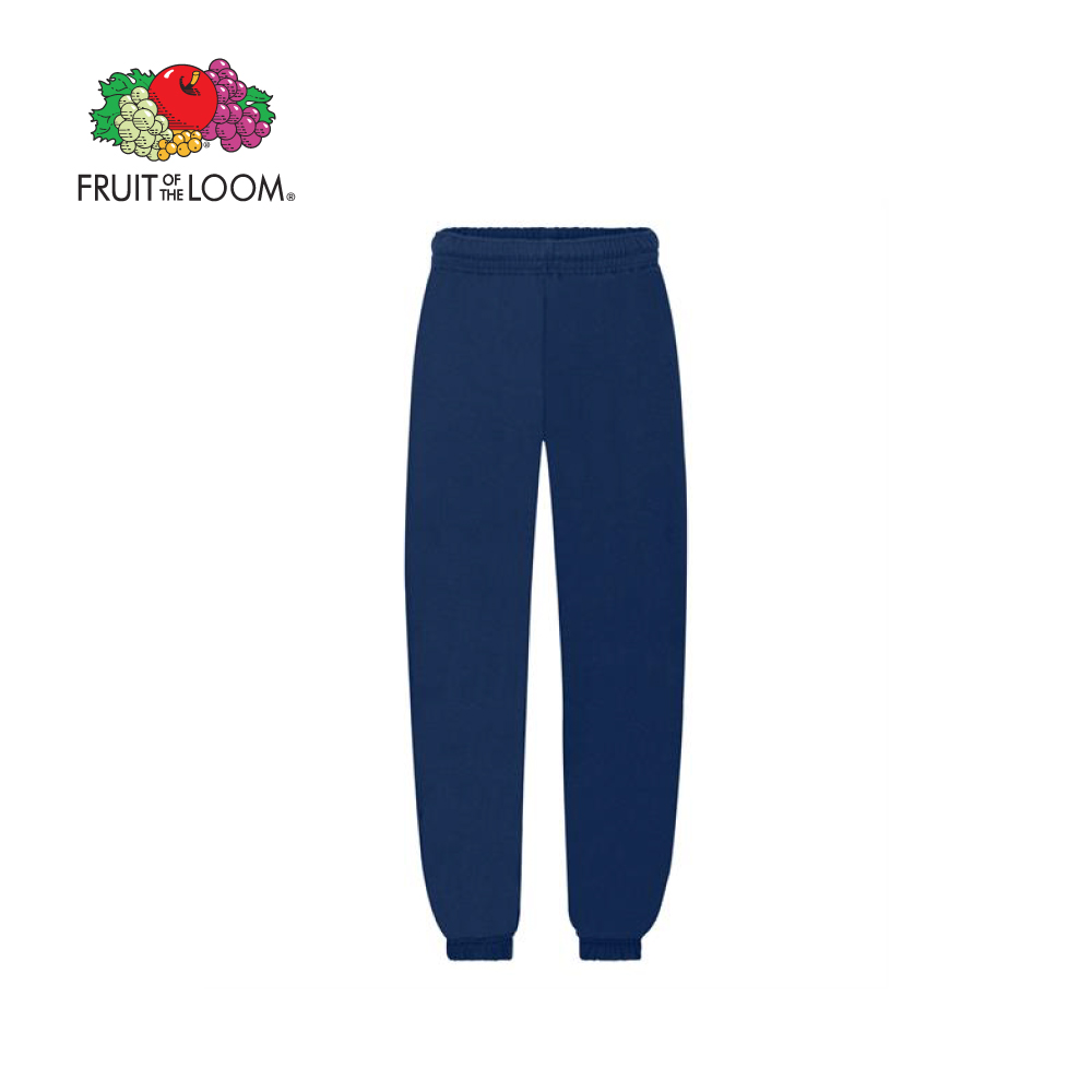 Classic Elasticated Cuff Jog Pants, FOL640510