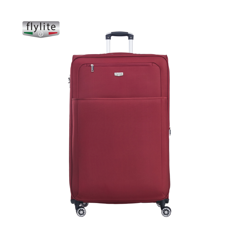4 Twin Wheel Soft Trolley, Burgandy Red, Xlarge  32 Inch,CON17021109