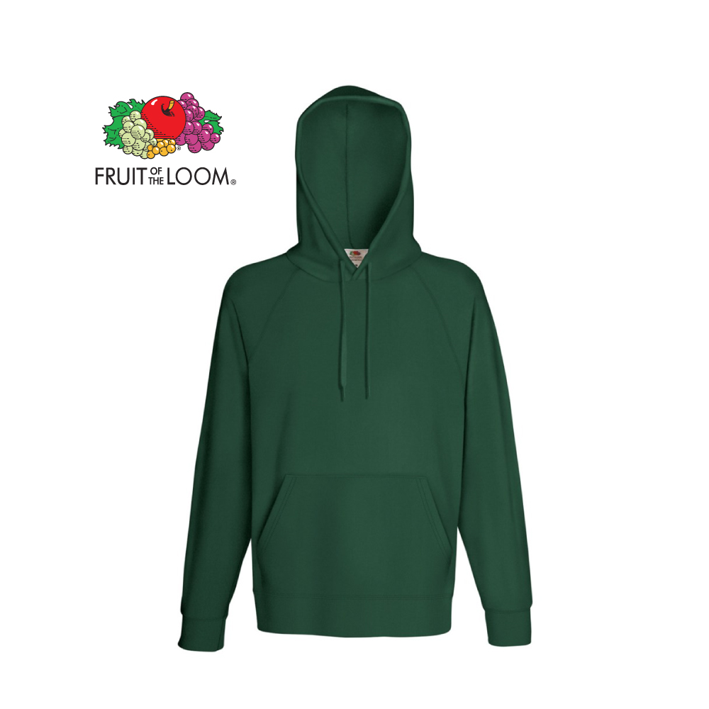 Lightweight Hooded Sweat, FOL062140