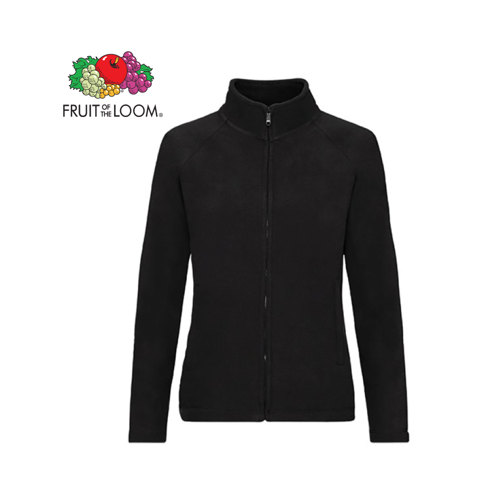 Ladies Full Zip Fleece, FOL0620660