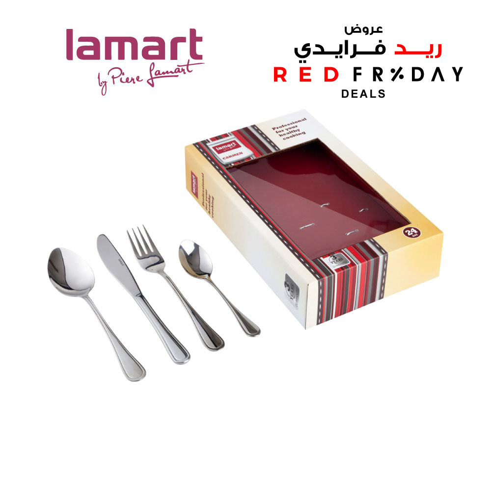 Cutlery Set 24 PCS, LT1-LT5001