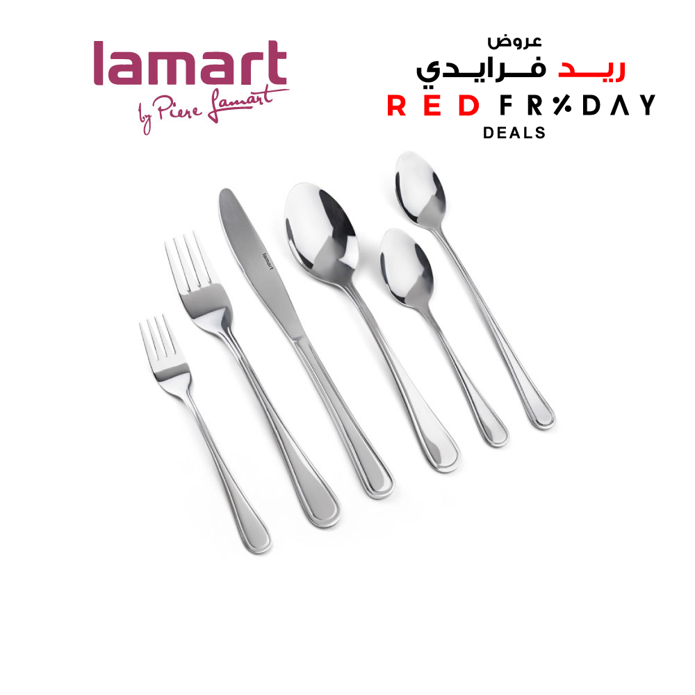Cutlery Set 48 PCS, LT1-LT5006
