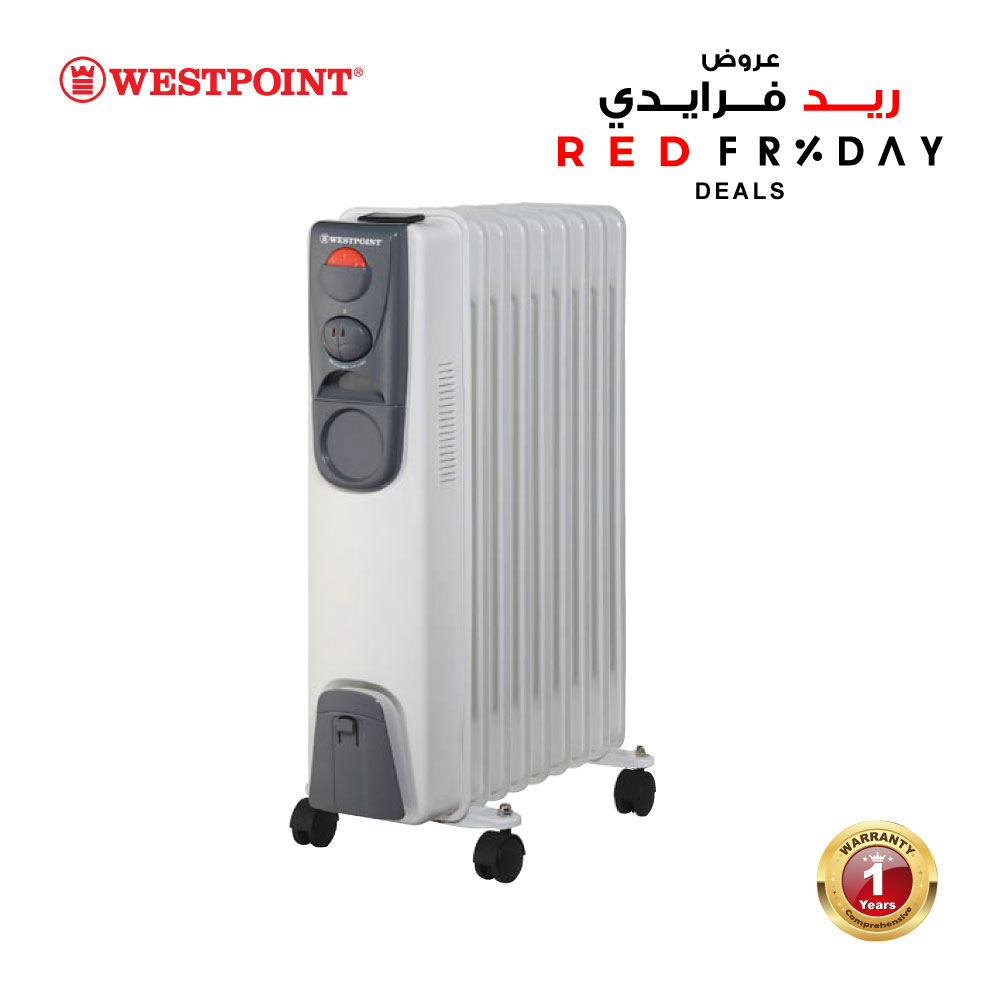 Oil Heater 9 Elements