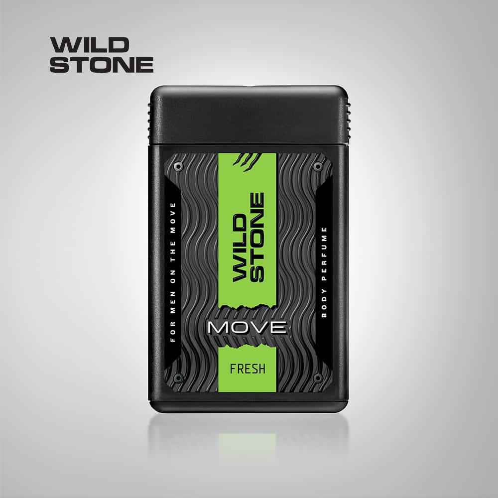 Wild Stone MOVE Fresh 18ML EDP / MC-6826